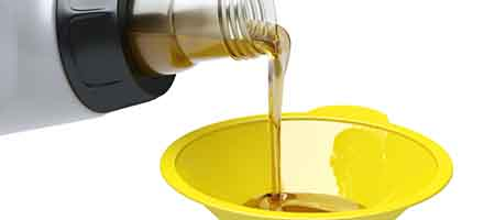 Synthetic Blend Oil Change