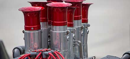 BG Fuel Induction System Flush