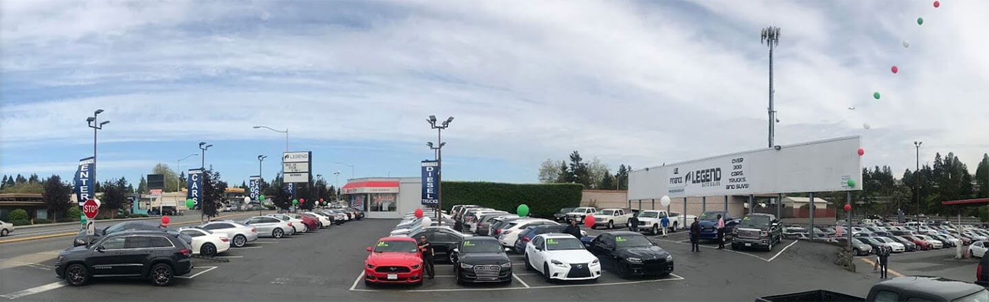 About Our Used Car Dealership Serving South Seattle & Renton, WA Drivers