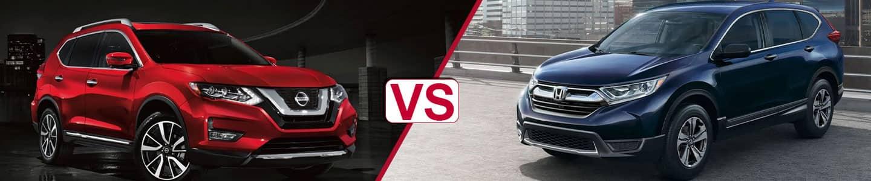 Premier Nissan of Metairie 2019 Nissan Rogue Vs CRV