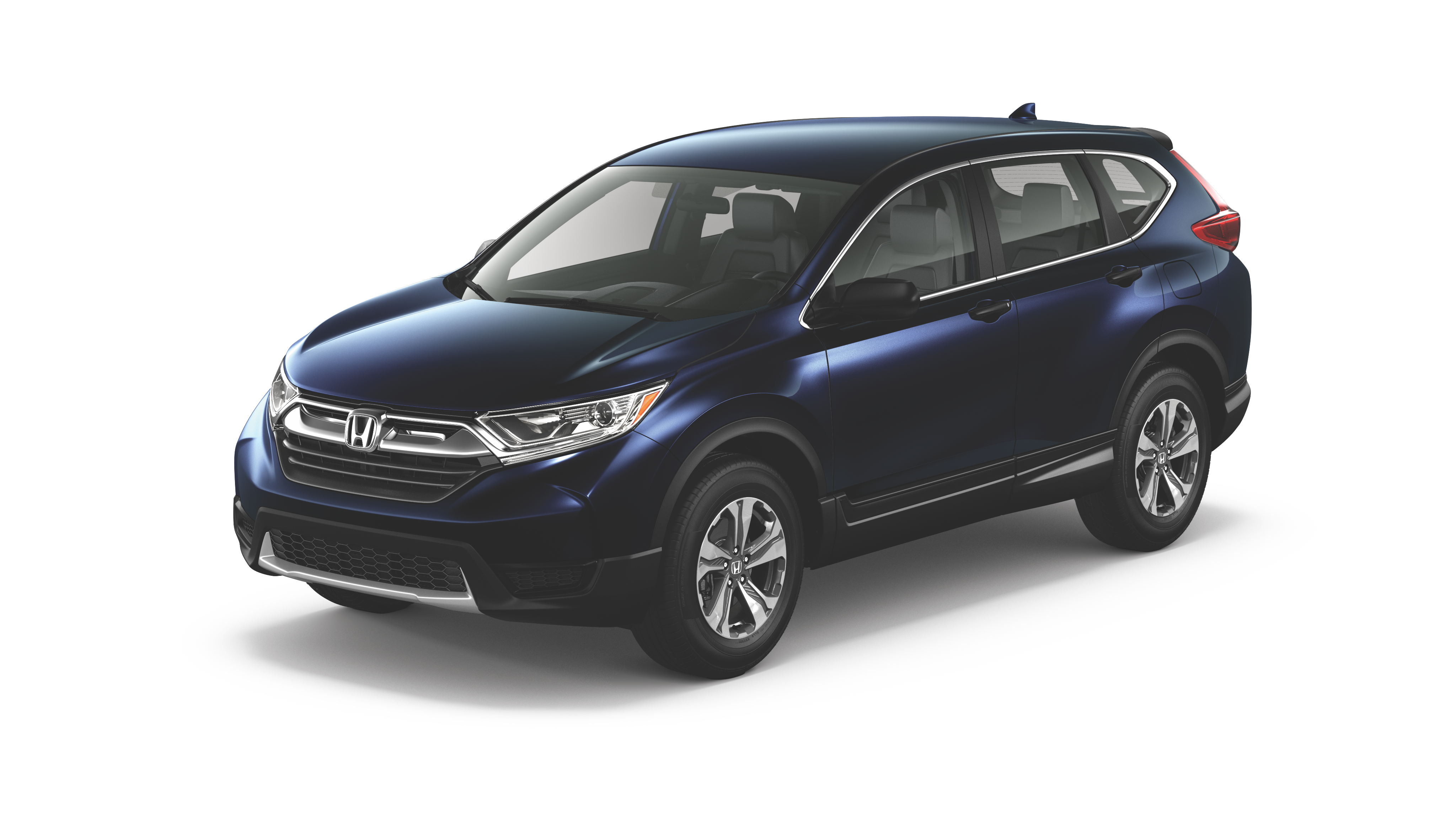 Blue 2019 Honda CR-V