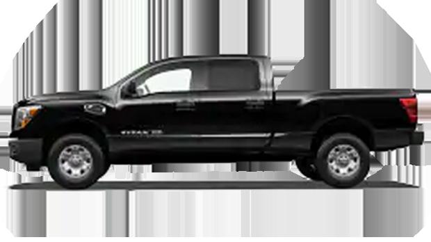 2019 TITAN XD CREW CAB S