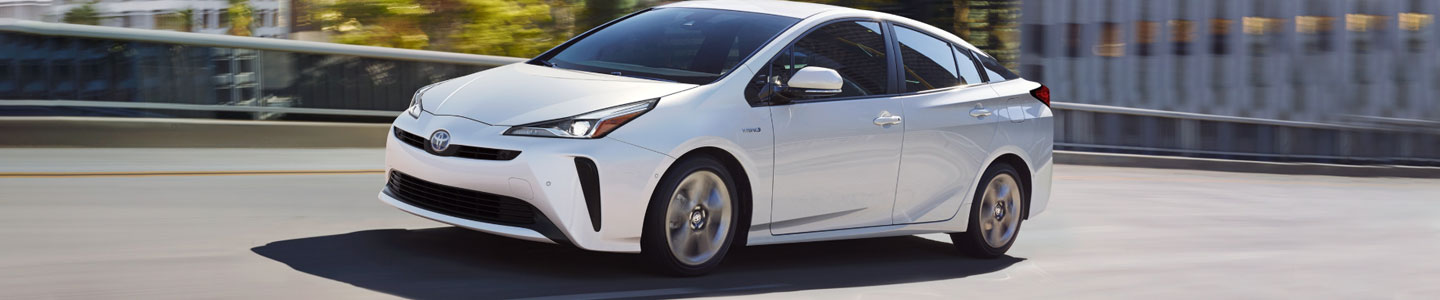 Explore the 2019 Toyota Prius near Greensboro, NC