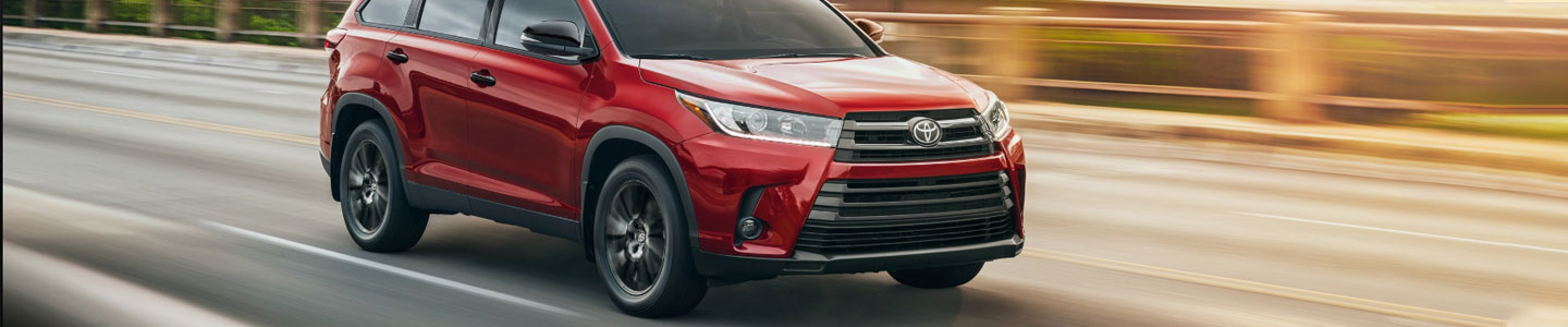 Toyota Highlander SUVs for Sale near Winston-Salem, NC