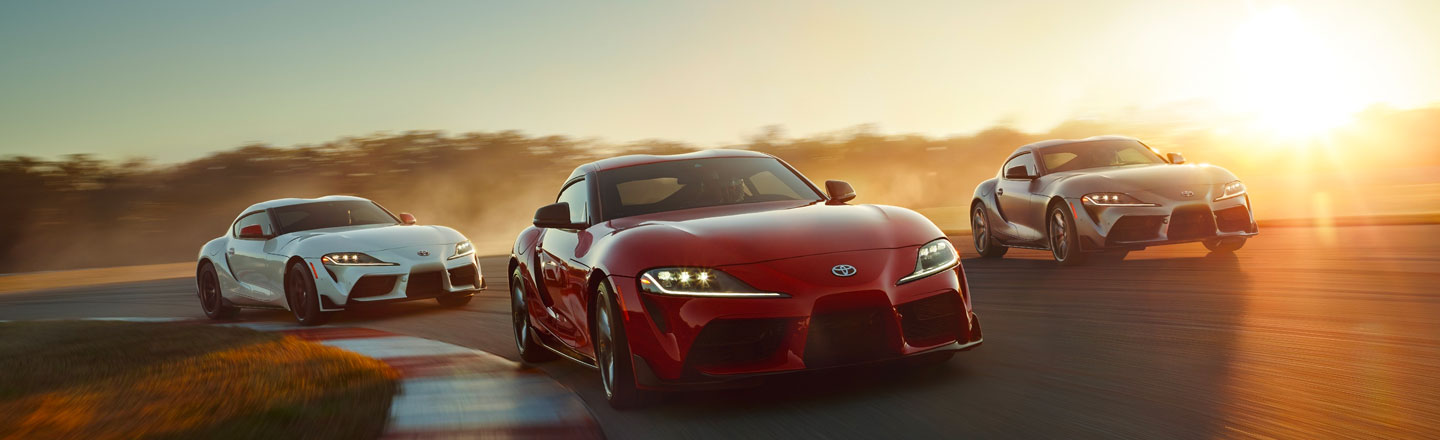 2020 Toyota Supra Coming Soon To Westminster, CA