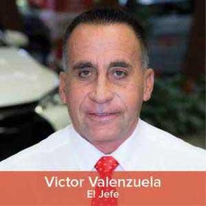 Victor  Valenzuela   Bio Image