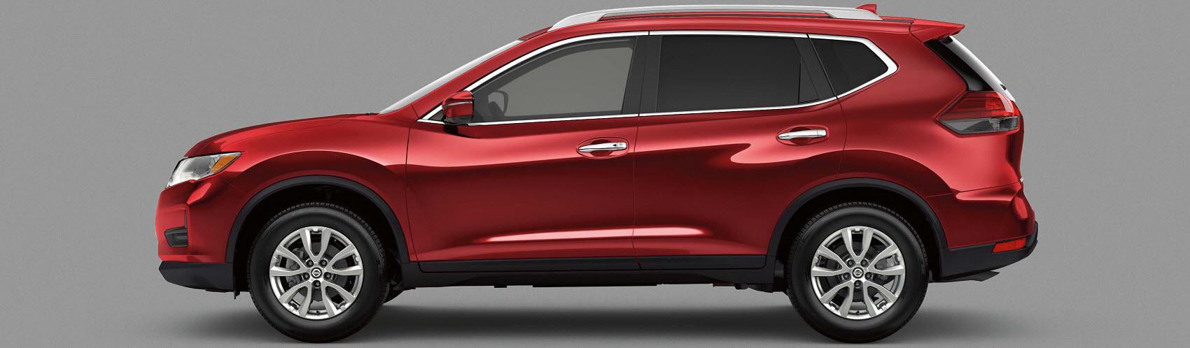 2020 Nissan Rogue Trim Levels