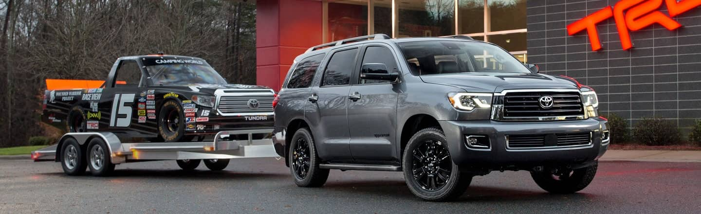 2019 Toyota Sequoia Models For Sale In Everett, WA Near Mill Creek