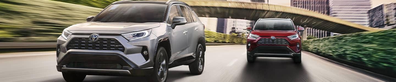 Dan Hecht 2019 Toyota RAV4