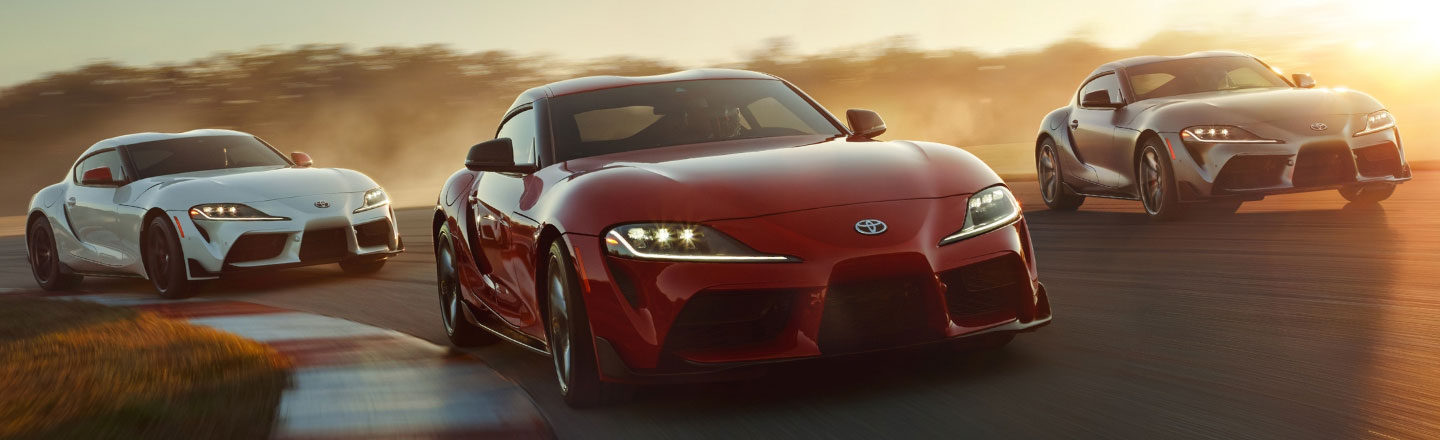 2020 Toyota Supra For Sale Near Greensboro, NC l Vann York Toyota