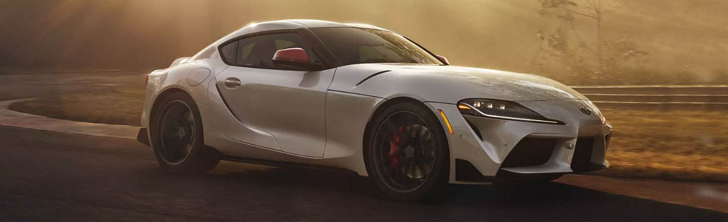 2020 Toyota Supra Available In High Point, NC l Vann York Toyota