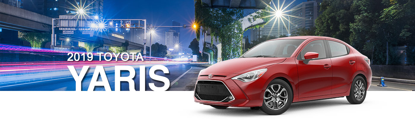 Your New Rochelle, NY Source for the 2019 Toyota Yaris