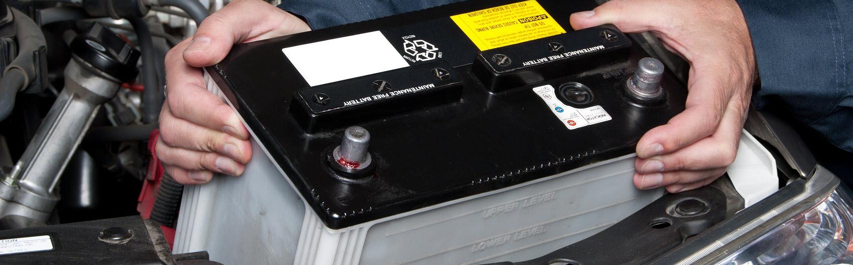 Car Battery Service Waycross, GA