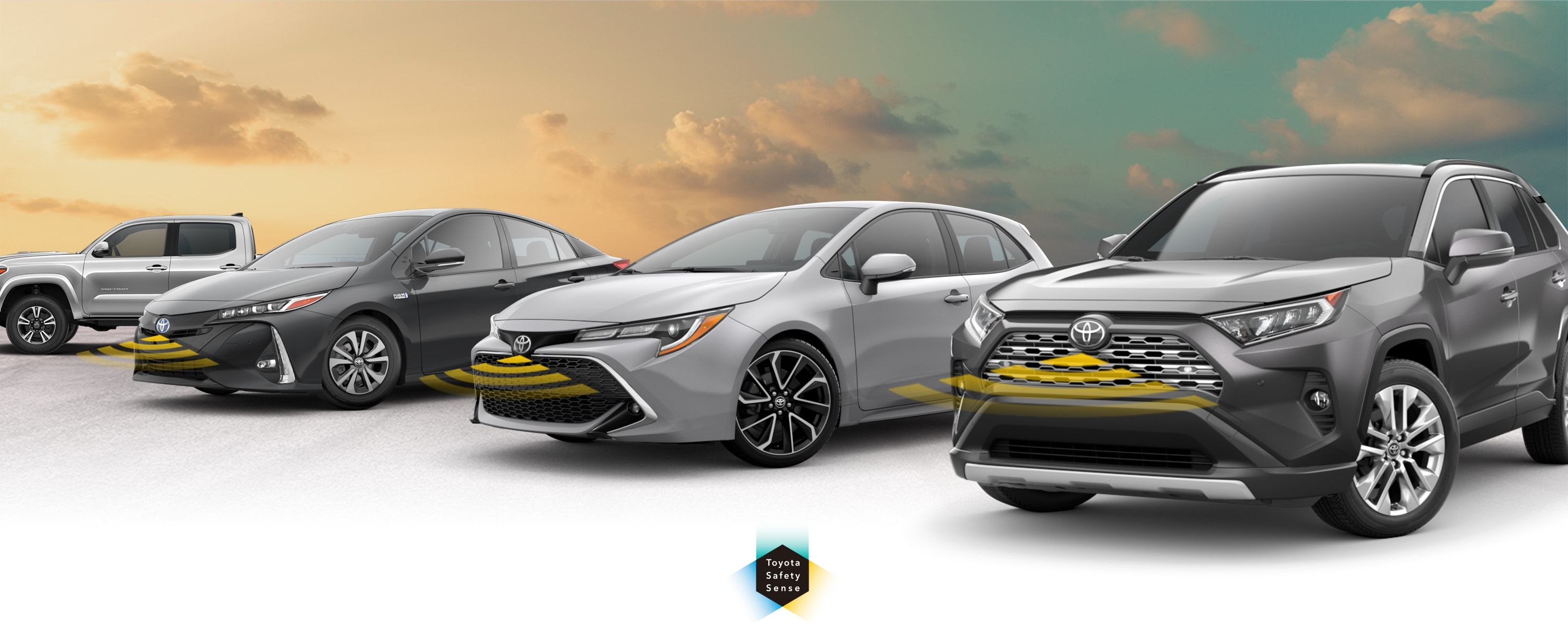 Toyota Safety Sense, designing cars for safety