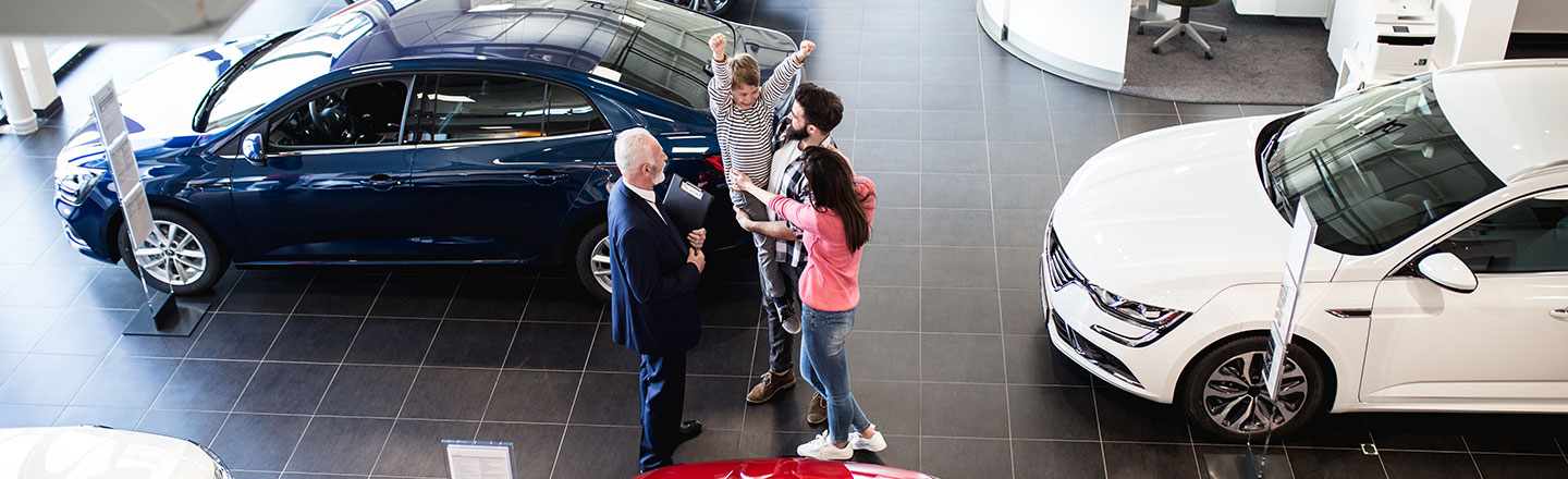 Premium Ford & Lincoln Dealer Serving Morgantown, Indiana Drivers