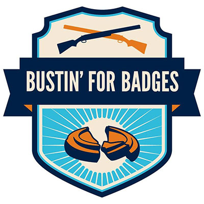 Bustin' for Badges