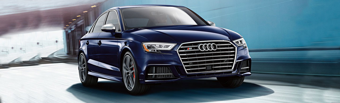 Audi Pre-owned vehicles