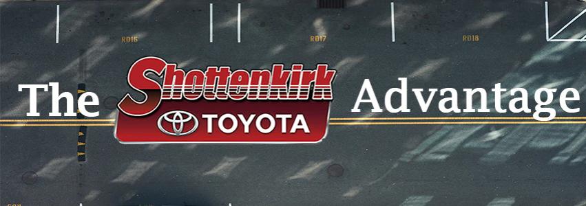 The Shottenkirk Toyota advantage