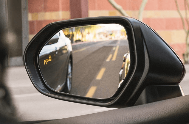 Toyota Camry Safety Features