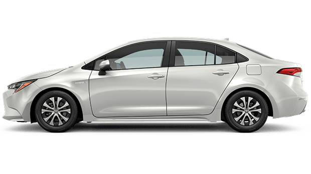 2021 Toyota Corolla Hybrid LE