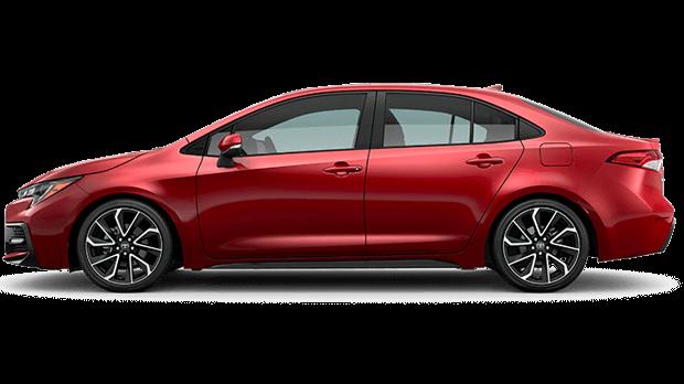 2020 Toyota Corolla SE 6MT