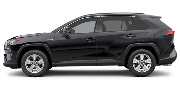 2019 Toyota Rav4 Hybrid In Hermiston Or Rogers Toyota Of Hermiston
