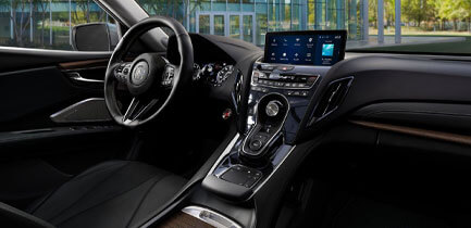 Interior 2020 Acura RDX