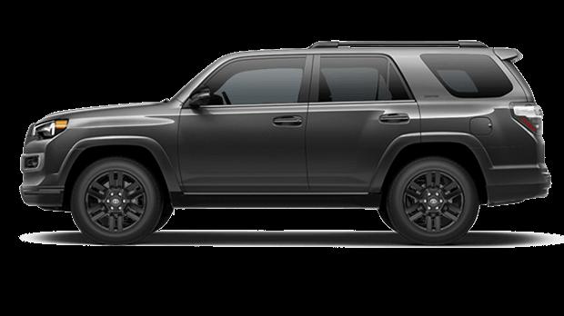 2019 Toyota 4Runner LTD Nightshade Edition