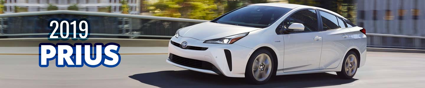 2019 TOYOTA PRIUS