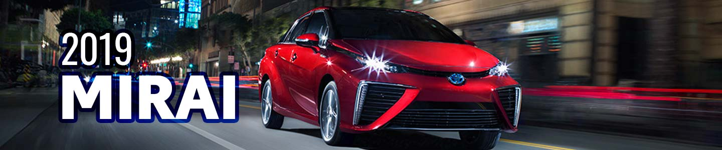 2019 Toyota Mirai Fuel Cell