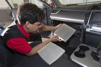 Genuine Toyota Cabin Air Filter