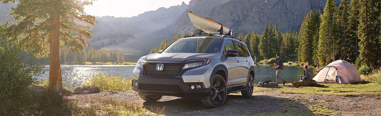 See The New 2019 Honda Passport SUV In Davis, California