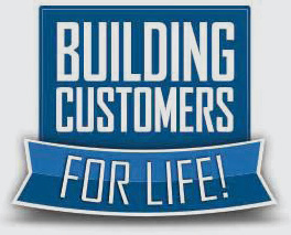 building customers for life