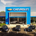 Henna Chevrolet Service Center Entrance