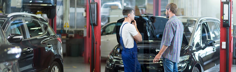 Automotive Service Department in Auburn, WA, near Seattle