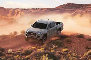Toyota Tacoma Off-Road Capabilities
