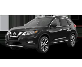 Nissan Rogue Rental