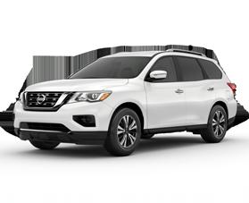 Nissan Pathfinder Rental