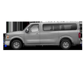 Nissan NV Passenger Van Rental