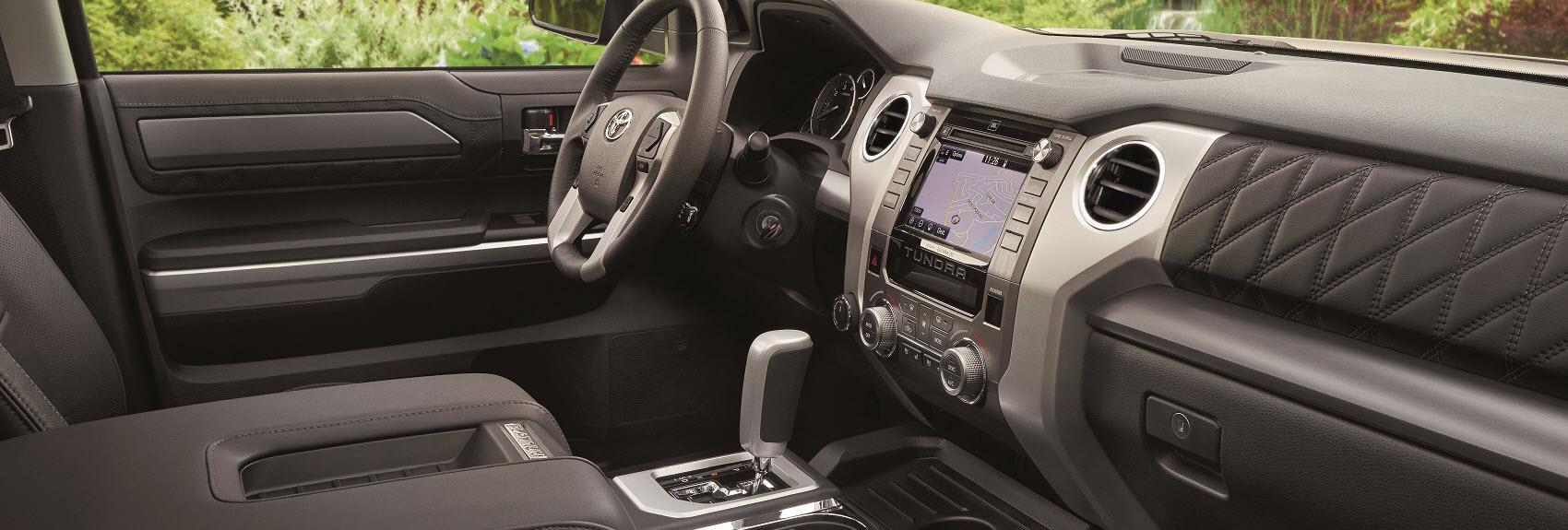 2019 Toyota Tundra Interior