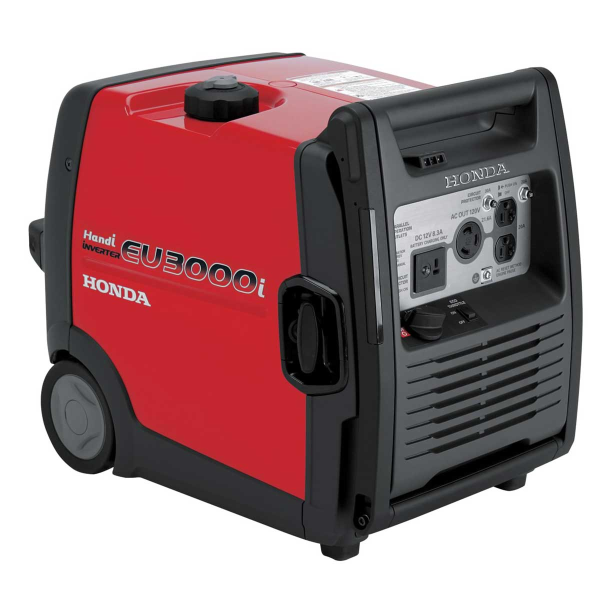 Honda Generator EU3000i Handi