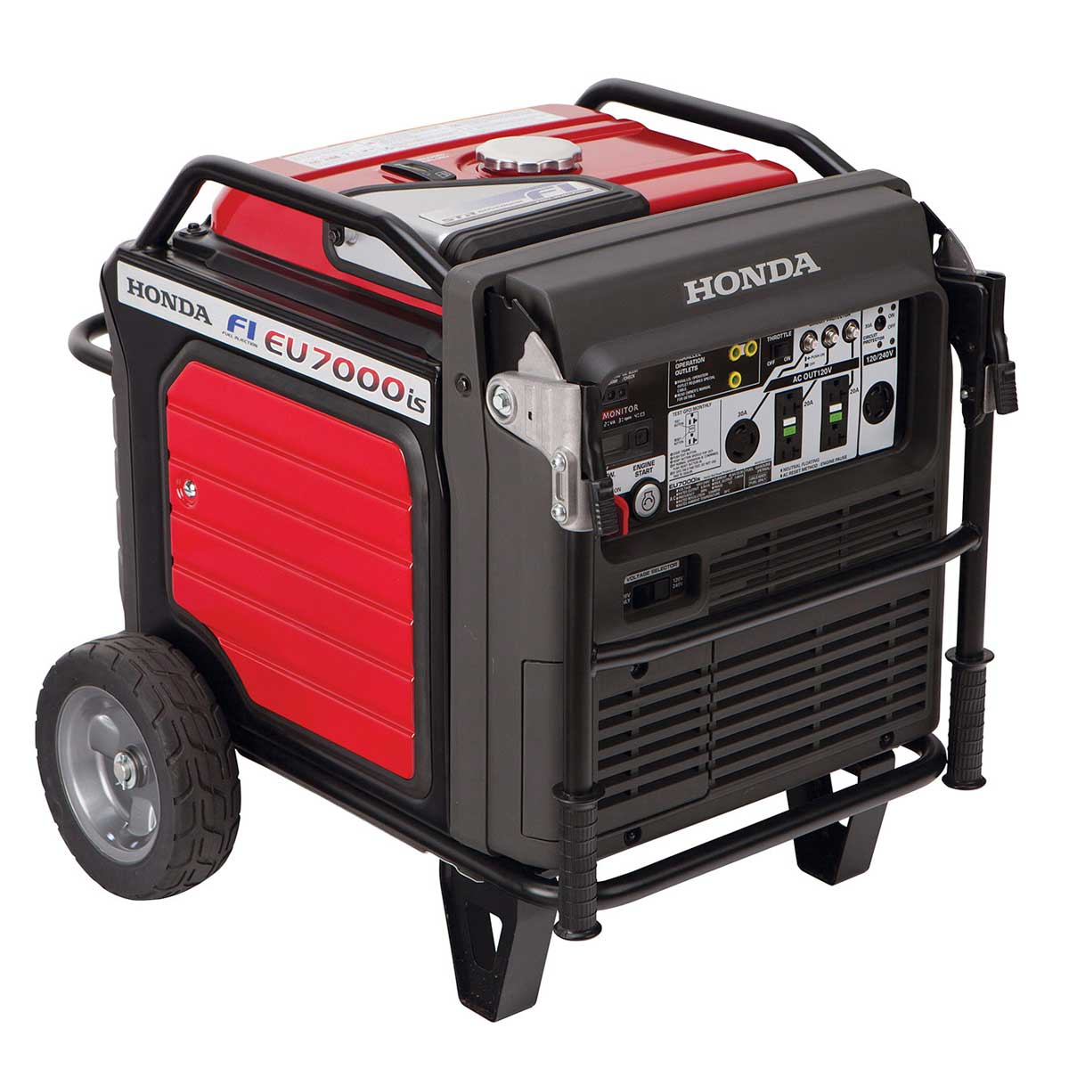 Honda Generator EU7000iS