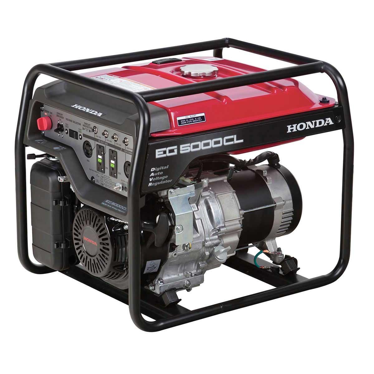 Honda Generator EG5000