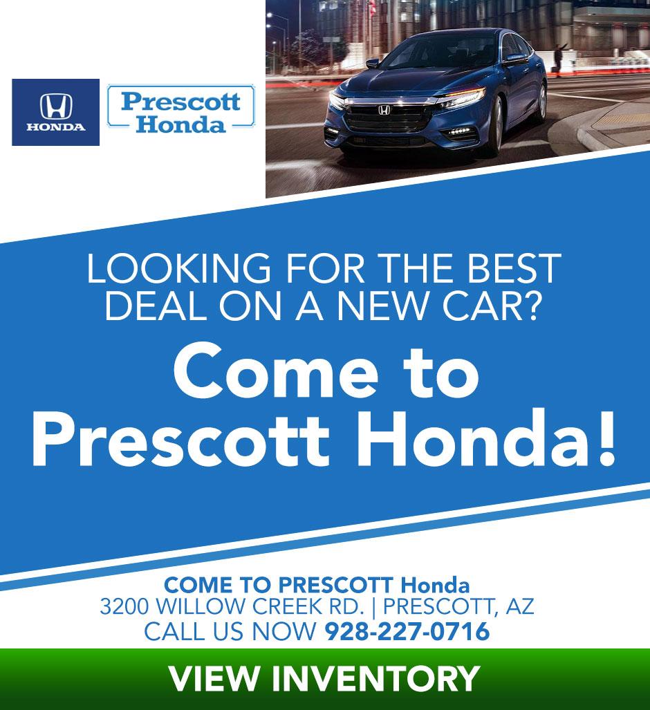 Come to prescott image