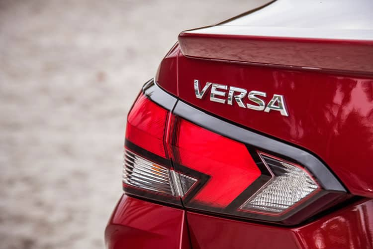 Introducing the 2020 Nissan Versa