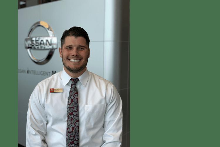 Matt McSwain, Auto Exchange Coordinator