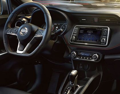 2019 Nissan Kicks, interior