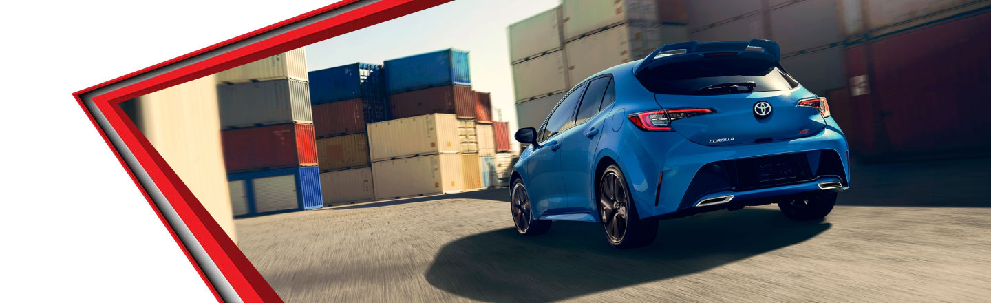 The 2019 Toyota Corolla Hatchback is Now Available near Batesville, MS
