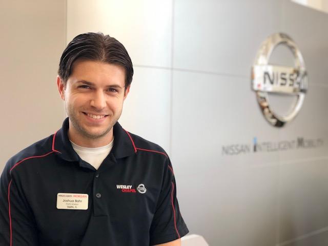 Joshua Bahr Bio Image