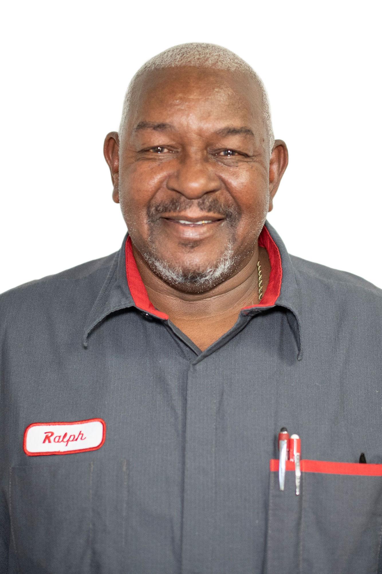 Ralph Perkins Bio Image